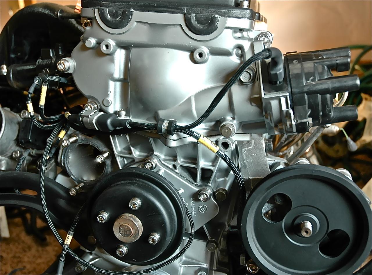 Chase Bays CM2 Engine Harness – Nissan S13 & S14 KA24DE